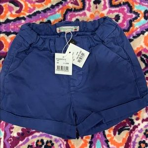 Bonpoint Bottoms - Bonpoint baby girl jeans shorts